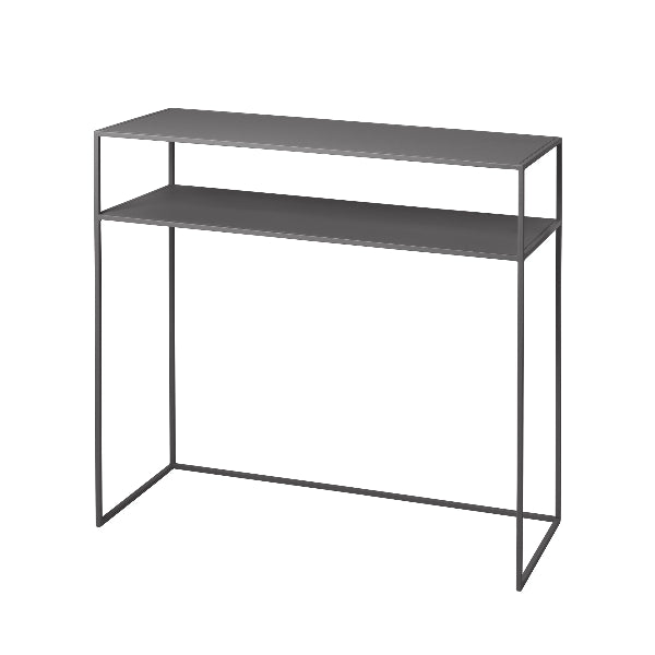 FERA Console Table - Steel Grey