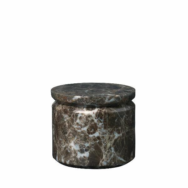PESA Marble Storage Box Brown