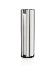 4 Roll Cylinder Toilet Paper Holder - Polished