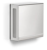 Wall Mounted Paper Towel Dispenser for C-Fold Towels - Polished