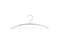 Stainless Steel Coat Hanger - Bowed