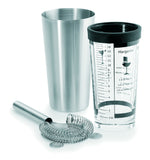 Boston Stainless Steel Cocktail Shaker Set