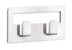 Adhesive Towel Hook - 2 Hook