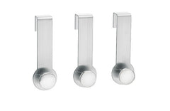 Over The Door Hooks (Set of 3)