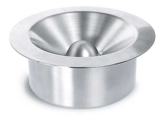 Stainless Steel Ashtray - W/Ash Bonnet