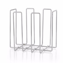 Wire Magazine Holder - Chrome