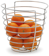 Fruit Basket - Tall Round