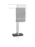 Free Standing Towel Rack - Polished