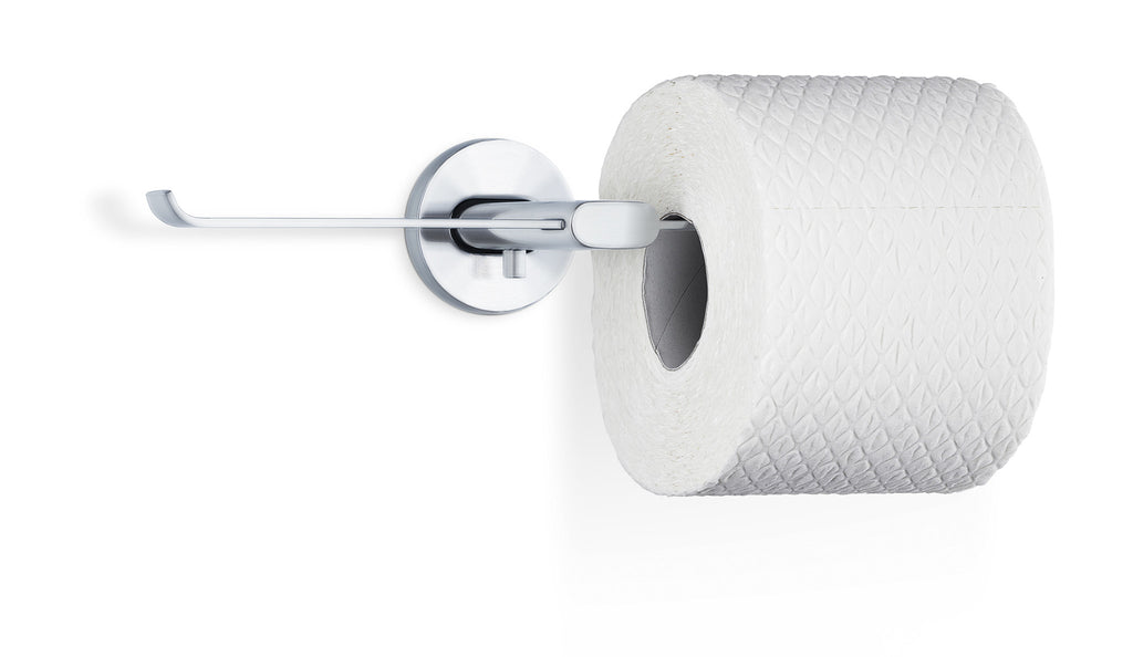 wall mounted toilet paper holder 2 roll areo