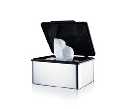 Bathroom Storage & Tissue Box - Polished