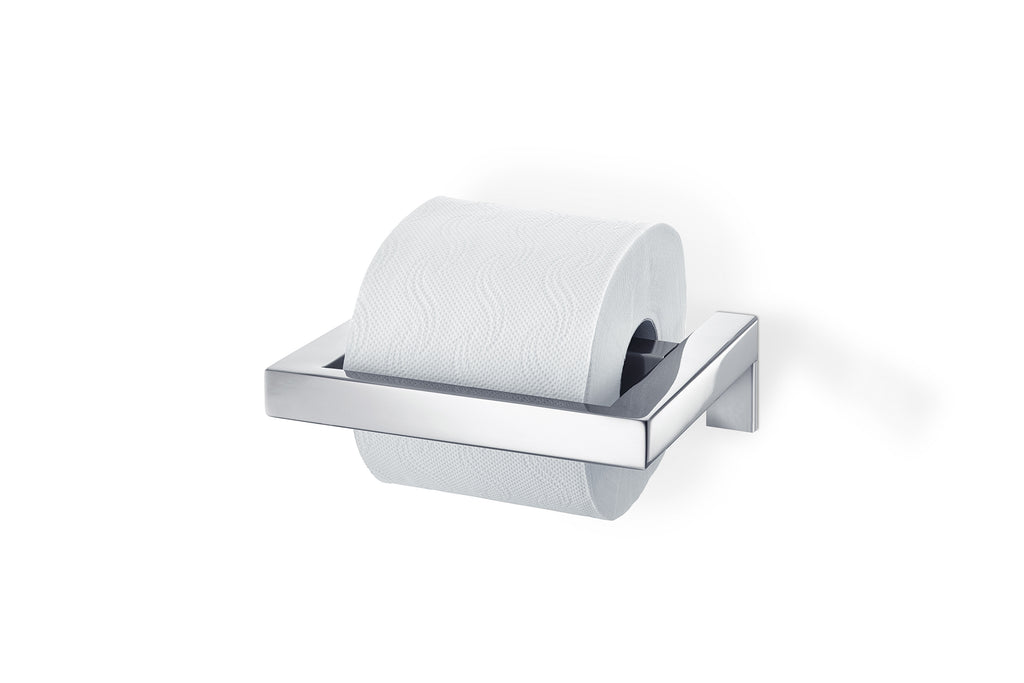 wall mounted toilet paper holder. Wall Mounted Toilet Paper Holder - Polished Menoto R