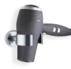 Wall Mounted Hair Dryer Holder - Areo