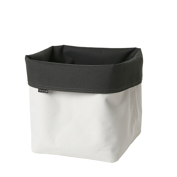 Storage Basket Reversible Canvas XL Anthracite/Sand
