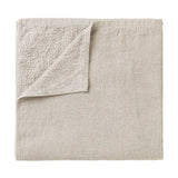 Melange Guest Hand Towel Satellite - Taupe