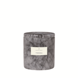 Scented Candle With Marble Container Tonga