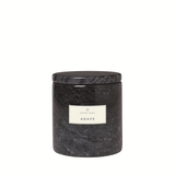 Scented Candle With Marble Container Agave