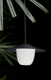 ANI Lamp Lifestyle Black Hanging