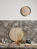 Rim wall clock lifestyle