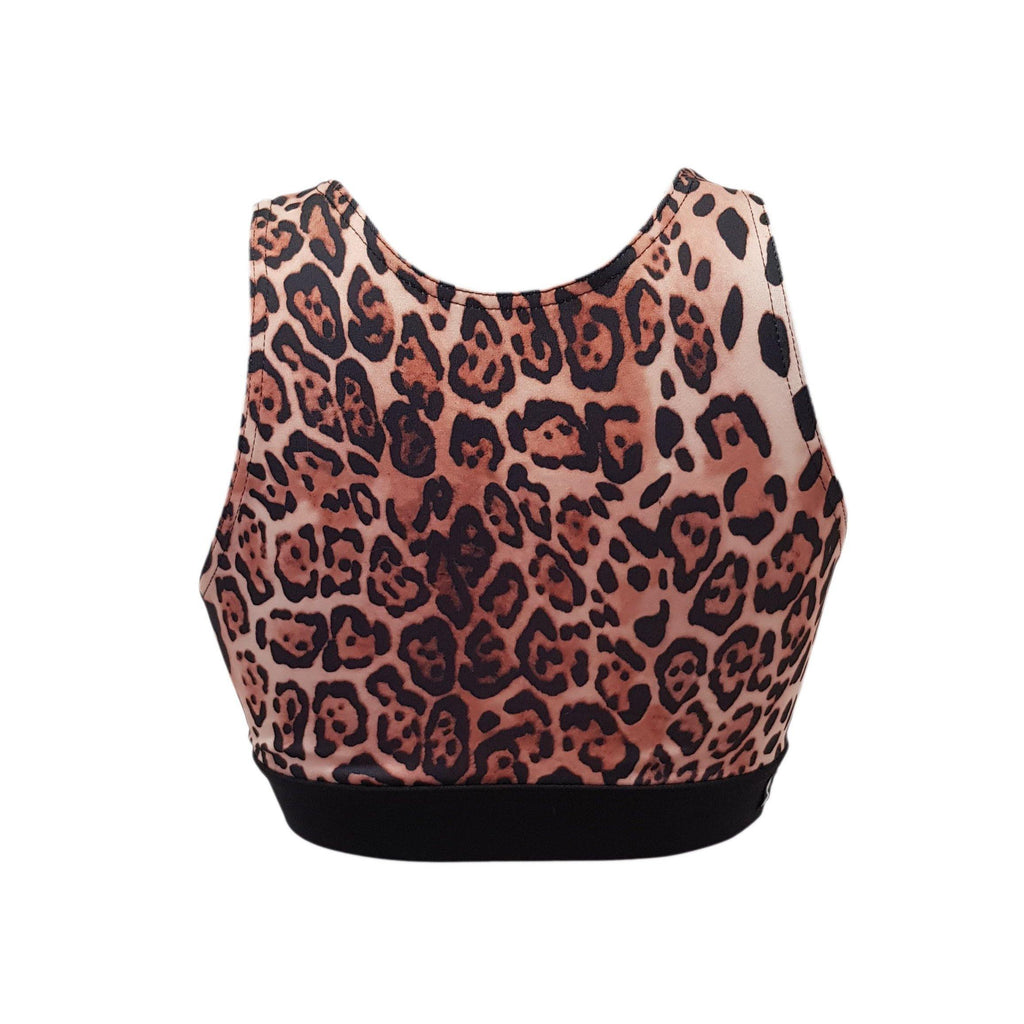 Bettie Top Leopard