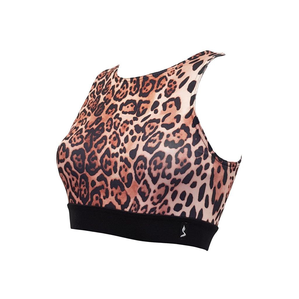 Leopard Bettie Top - Sway