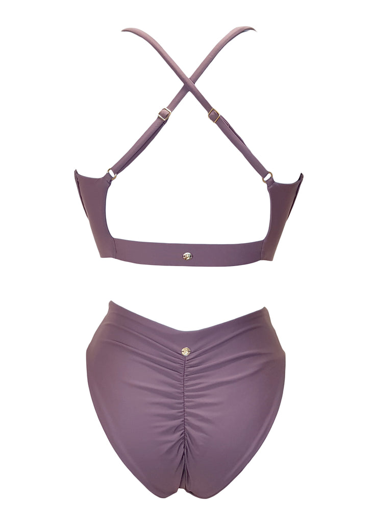 Cindy top Misty Mauve