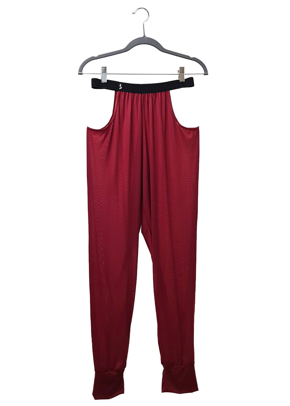 Ruby Red Jasmine Joggers Unisex - Sway