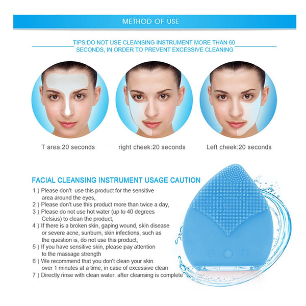 Anti-Aging Sonic Facial Cleansing System