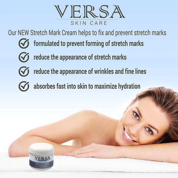 Stretch Mark Cream - stretch mark intensive action & removal