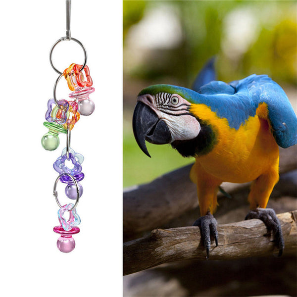 Candy Colored Hanging Chewing Toy