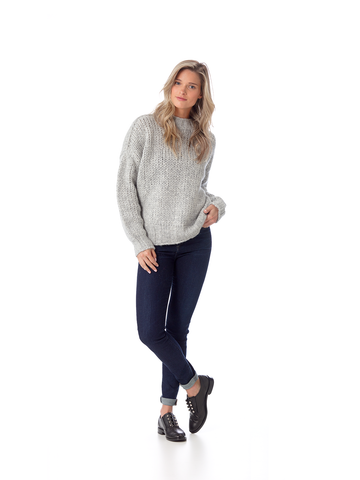 Esmeralda Knit Sweater