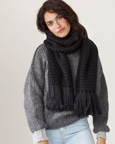 Roo Knit Scarf