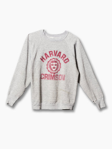 1980's Vintage Harvard Crimson Sweater