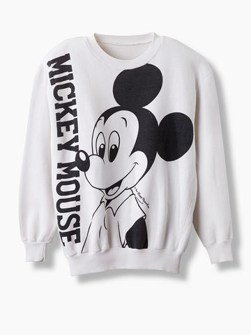 1980's Vintage Mickey Mouse Sweater