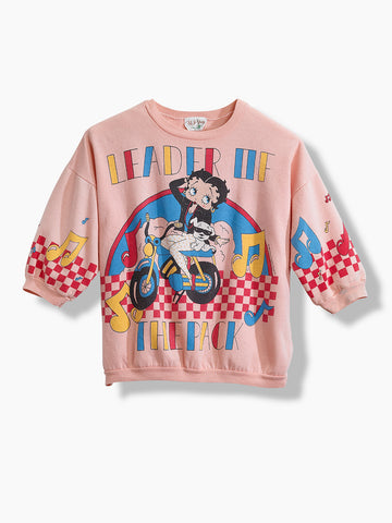 1986 Vintage Betty Boop Sweater