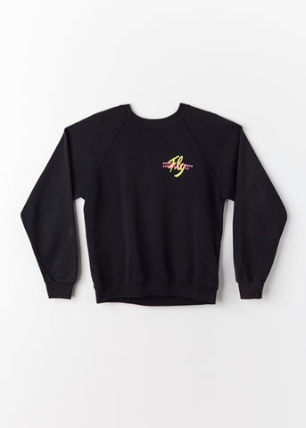 1980's Vintage Aircraft Sweater