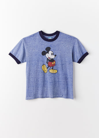 1980's Vintage Mickey Mouse T-Shirt