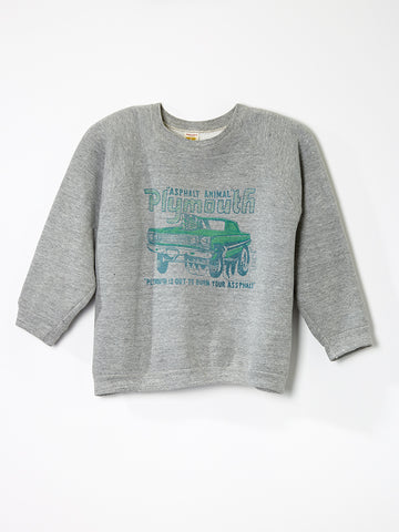 1970's Vintage Plymouth Sweater