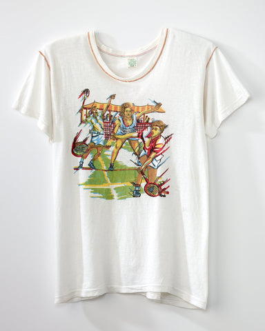 1970's Vintage Sports Graphic T-Shirt
