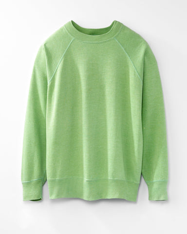 1980's Vintage Green Sweater