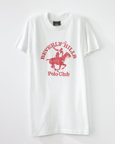 1980's Vintage Beverly Hills Polo Club T-Shirt