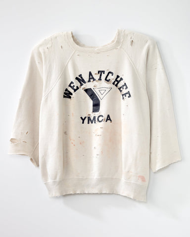 1980's Vintage YMCA Sweater