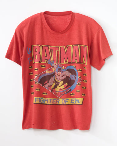 1980's Vintage Batman T-Shirt