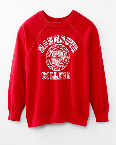 1980's Vintage Monmouth College Sweater