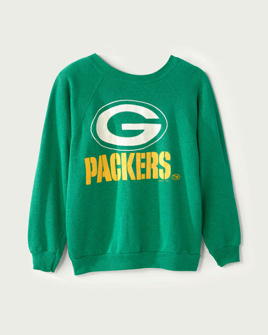 1980s Vintage Green Bay Packers Sweater