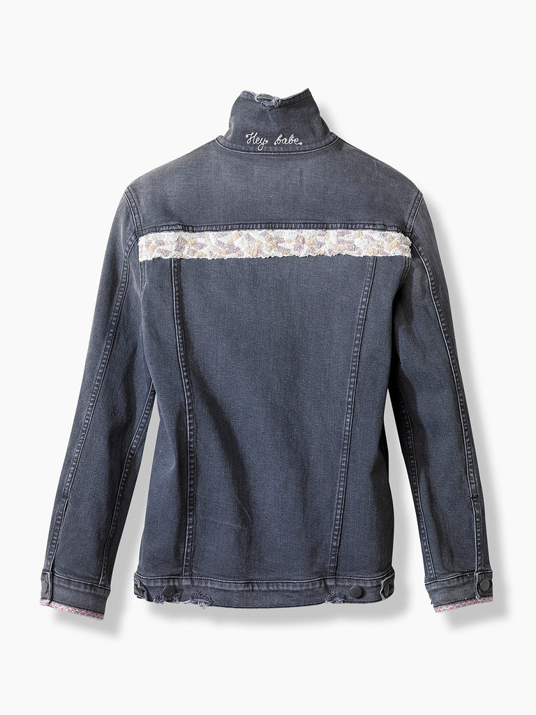 Damien Denim Jacket