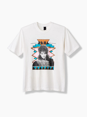 1989 Vintage Reba World Tour T-Shirt