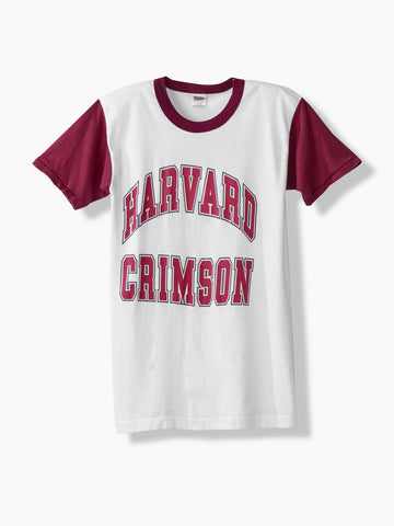 1990's Vintage Harvard Crimson T-Shirt