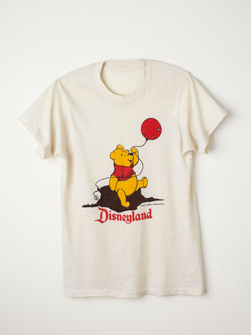 1970's Vintage Whiney The Pooh T-Shirt