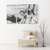 Tiff Bed | 3 PIECE CANVAS