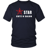 5 Star Cutz District T-Shirt